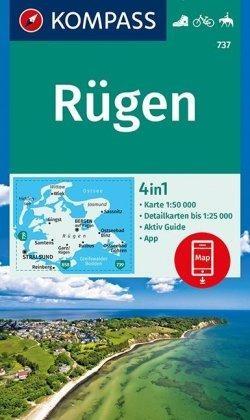 Kompass WK737 Rügen