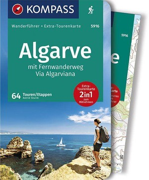 WF5916 Algarve Mit Via Algarviana Kompass