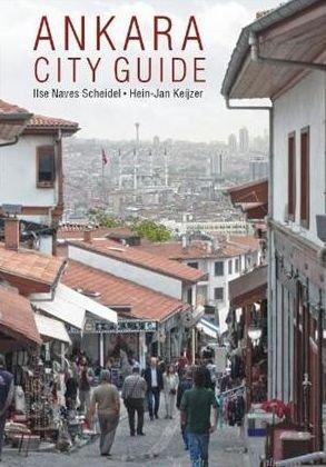 Ankara City Guide Akilcelen Kitaplar