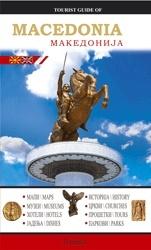 Macedonia Reisgids Trimaks Mk/en