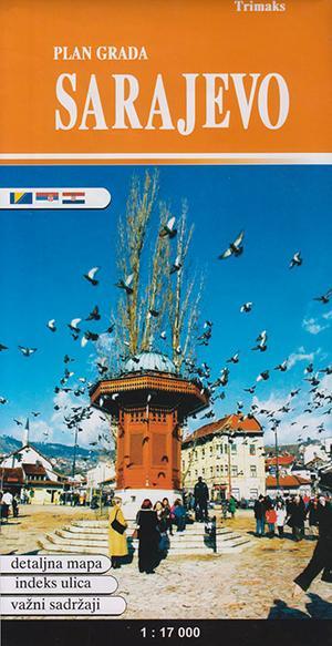 Sarajevo 1:17.000 Trimaks