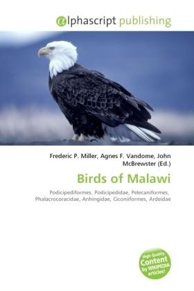 Birds Of Malawi Alphascript