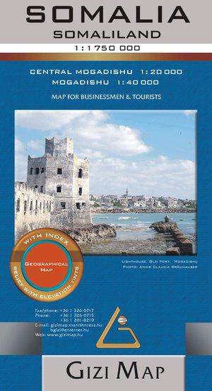 Somalië / Somaliland geogr.