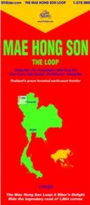 Mae Hong Son The Loop 1:375.000 Gt Rider