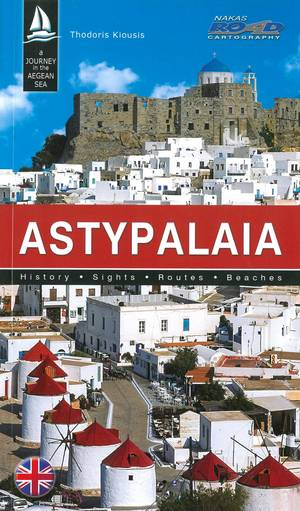 Astypalaia history-sights-routes-beaches road ed.