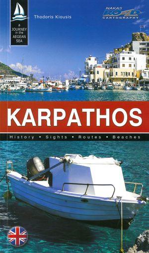 Karpathos history-sights-routes-beaches