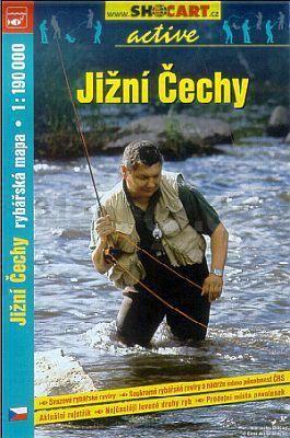 Jizni Cechy 1:185d - Shocart Fischkarte