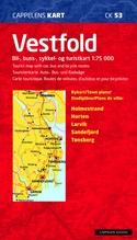 Ck53 Vestfold 1:75.000