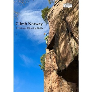 Climb Norway Sport Climbing Guidebook 2018