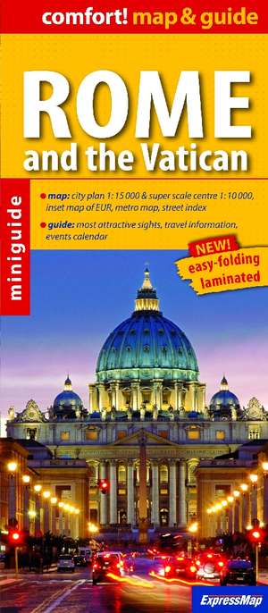 Rome And The Vatican Miniguide
