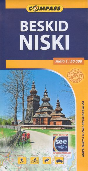 227 Beskid Niski (magurski Pn) 1:50.000