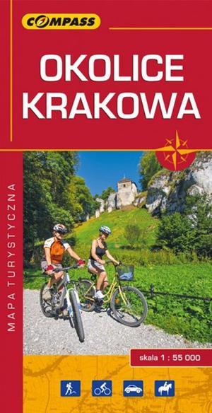 220 Krakowa Okolice 1:55d Compass
