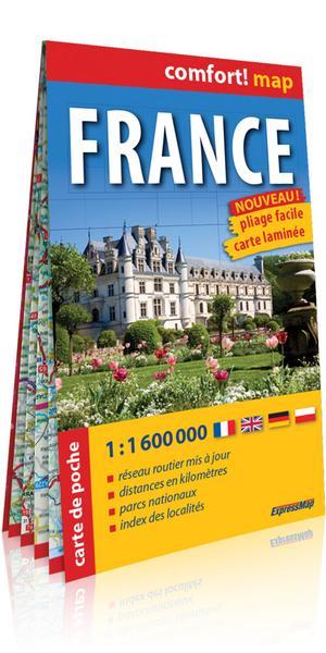 Frankrijk pocket map (FR)