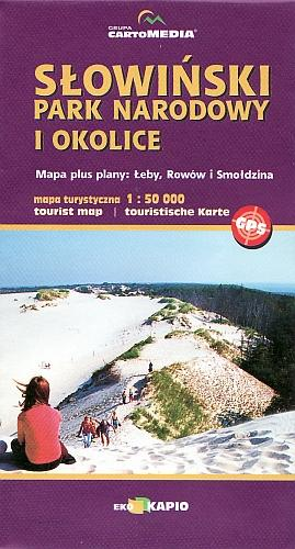 12 Slowinski Park Narodowy 1:50.000