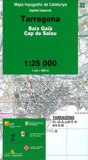 32 Tarragona 1:25.000 Icc