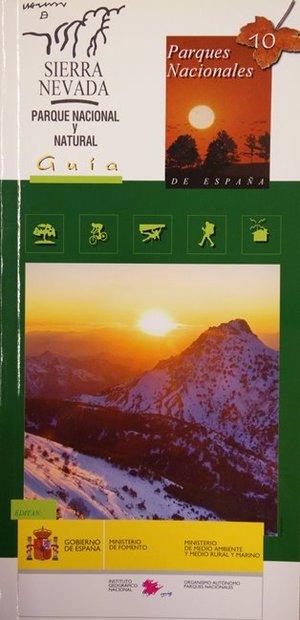 Sierra Nevada 10 East West Np Cnig Rv Gu