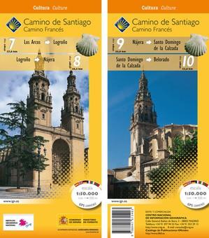 Camino Santiago 710 Gps Los Arcosbelorad