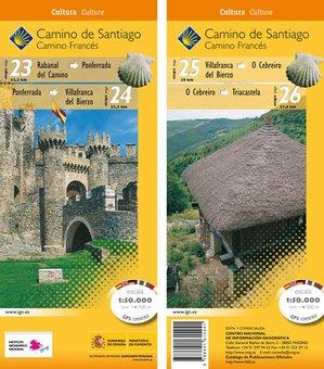Camino Santiago 2326 Gps Rabanaltriacast