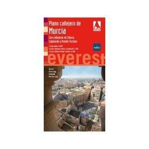 Murcia 1:6.000 Plano De Ciudad Everest