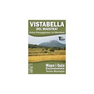 Vistabella Del Maestrat (valencia) 1:25.000