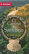 Mapa Del Camino De Santiago 1:200d
