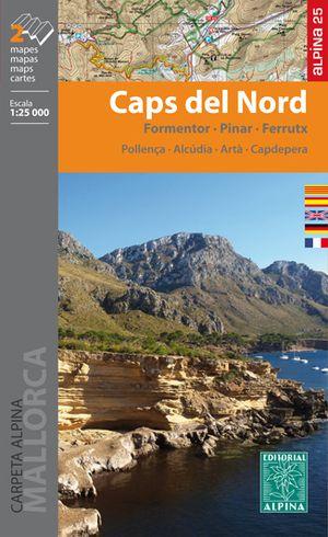 082 Caps Del Nord 1:25d Mallorca