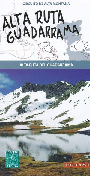 085 Alta Ruta Guadarrama 1:25d Alpina