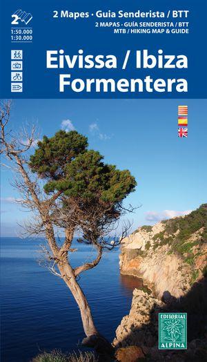 Eivissa / Ibiza – Formentera map & guide