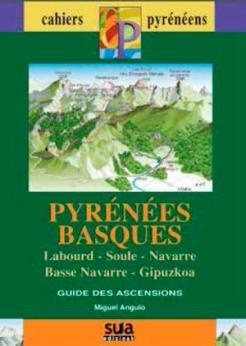 Pyrenees Basques 1/150 Cahier Pyreneens