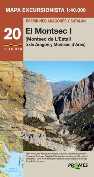 20 Montsec De L Estall Y Montsec D Ares