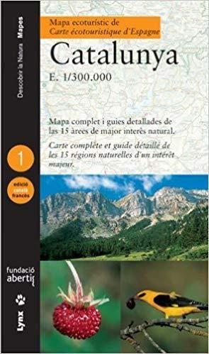 Catalunya Mapa Ecoturistico