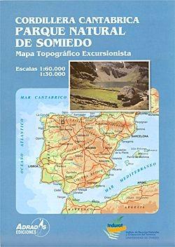 Pn De Somiedo (c.cantabrica) 1:30.000