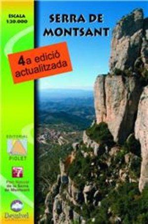 Serra De Montsant 1:20.000