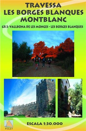 Travessa Les Borges Blanques 1:20.000