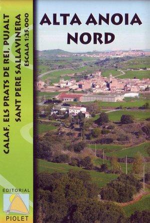 Alta Anoia Nord 1:25.000
