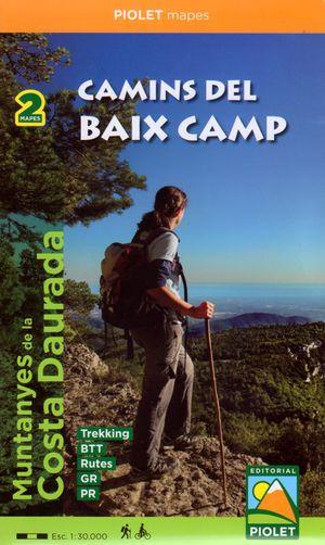 Camins Del Baix Camp 1:30.000