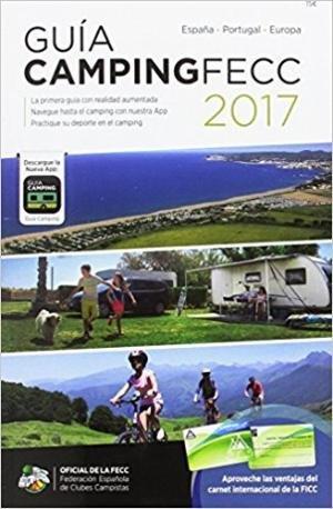 Guia Camping Fecc 2017 Espana Portugal