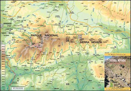 Sierra Nevada Mejores Excursiones