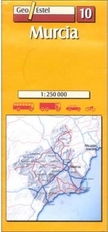 10 - Murcia Road Map