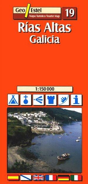 Galacia (north Coast) Tourist Map