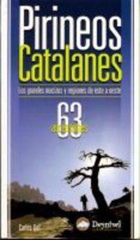 Pirineos Catalanes. 63 Ascensiones