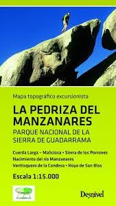 La Pedriza Del Manzanares 1:15.000