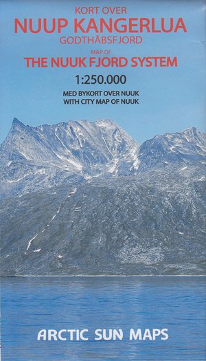 Nuup Kangerlua 1:250.000
