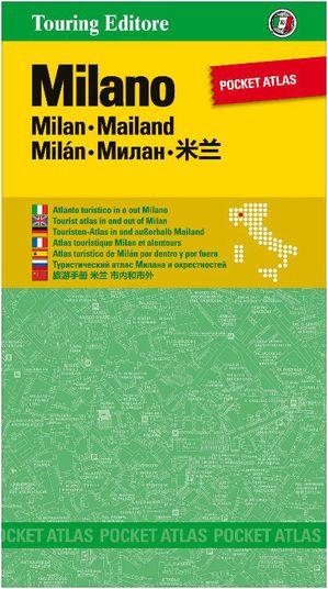 Milaan pocket atlas