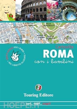 Roma Con Bambini Tci Cartoville Ital.