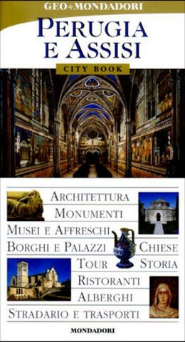 Perugia E Assisi City Book