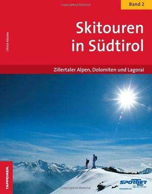 Skitouren Sudtirol Band 2 Tappeiner