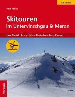 Skitouren Untervinschgau Meraner Land