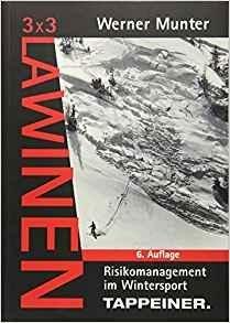 3x3 Lawinen Risikomanagement Im Winter