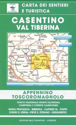 Appennino Modenese e Garfagnana (18) 1:25.000